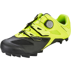 Mavic Crossmax Elite Shoes Herren safety yellow/black/black